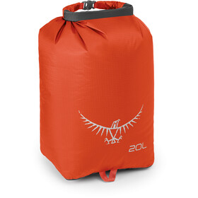 Osprey Ultralight DrySack 20, poppy orange